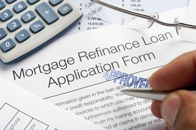 Refinancing Differences